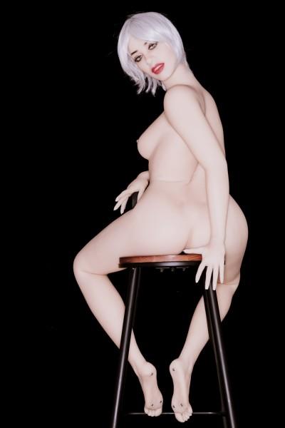 WM Doll 162 cm Body mit B-Cup und Kopf #234 Sexdoll Liebespuppe